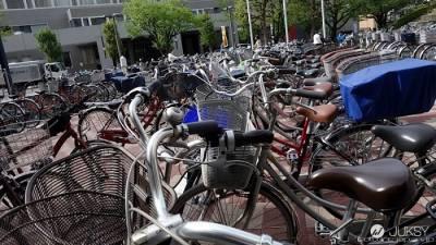 日本的腳踏車那麼多 都消失到哪裡去了?