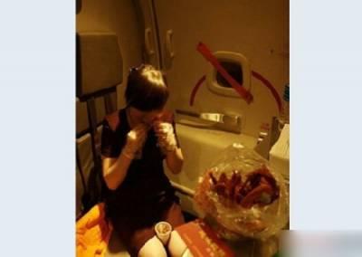 美女空姐自曝被高層「潛規則」 受辱過程讓人心寒