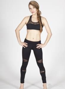 外觀時尚的運動衣竟由「甲殼素」製成 原來其中有「另類功效」!