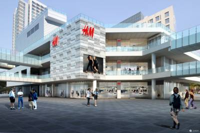 H M 台灣首間旗艦店將於 2015 年 2 月盛大開幕