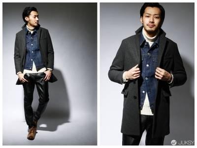 ZIP 不能錯過的型男秘訣:秋冬紳士穿出全身好比例