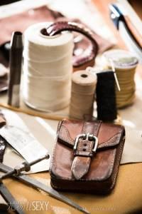 50 50-Leather Craft 將皮革刻印上歲月的色澤與痕跡│尤物雜誌