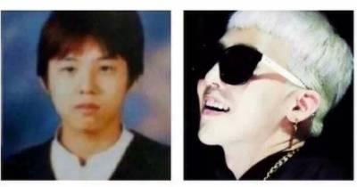 驚呆了!!原來這些韓國美男以前長這樣…金秀賢也差太多了吧!!