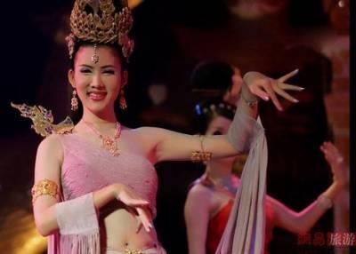 去泰國沈船愛上人妖...可怕的經歷你無法想像的到
