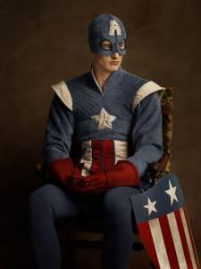 超級英雄與反派等漫畫人物穿越時空 化身16世紀貴族│GQ瀟灑男人網