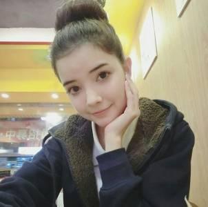 17歲高中台美混血妹...網友:想當那隻天竺鼠...