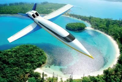 有錢就該這樣花!擁有環繞風景窗的私人飛機!