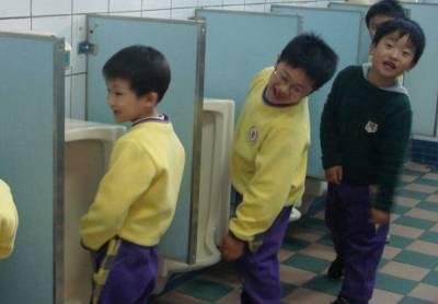 尿尿的方式就透露出你的個性了!不信你看...