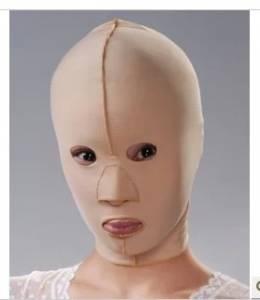 好奇網購傳說中的「瘦臉面罩」 帶上那刻不禁飆髒話...
