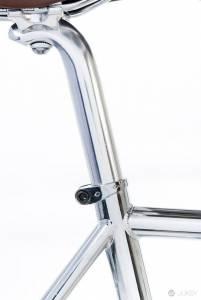 ARGOT Electro Retro Bike周年紀念x限量電鍍銀配色 純淨冷冽新登場