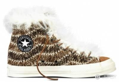 CONVERSE 推出 2014 Chuck Taylor All Star' 70 Missoni 特別系列 羊毛融合大地配色 升級冬日溫暖體驗