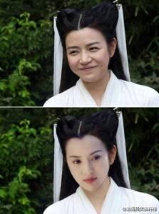 當「陳妍希」與「各版小龍女」的臉對換…李若彤 劉亦菲換上新版的造型超美呀!!