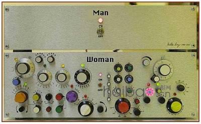 男人和女人的區別?一針見血的見解!實在太神啦!
