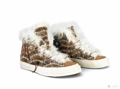 CONVERSE 推出 2014 Chuck Taylor All Star '70 Missoni 特別系列 羊毛融合大地配色 升級冬日溫暖體驗