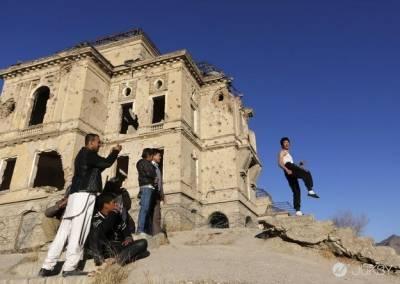 號稱最接近李小龍的男人 居然是阿富汗人!