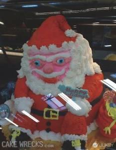 11款讓你對聖誕節幻滅的「怪奇聖誕蛋糕」 根本會讓人做惡夢...
