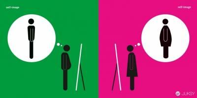 9 張圖片告訴你世人看待男女的刻板印象