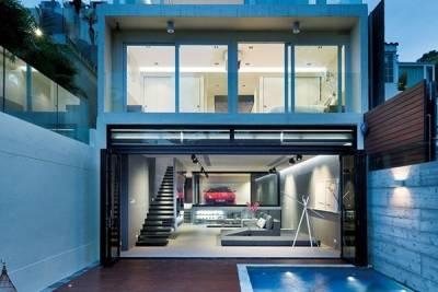 【JUKSY x Polysh】與最愛的法拉利共眠!位在香港的奢華跑車住屋
