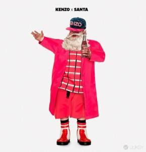 當聖誕老人化身時尚潮流人士!? 潮流聖誕卡展現你的品味!