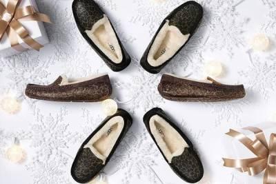 UGG® Australia節慶系列打造最吸睛的派對焦點 冬日居家系列溫暖相聚的每一刻