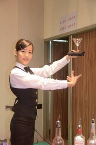 Koobii人氣嚴選7【育達高職─林庭亘】綻放自信的未來調酒師