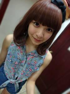 Koobii人氣嚴選09【蘭陽女中─羅淳茹】甜食中毒的卡通系少女