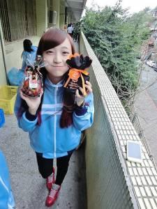 Koobii人氣嚴選08【松山家商─羅綺雯】電力十足的新世代女神