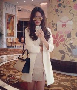 泰國最美人妖與男友酒店私密照外流!這胴體超完美...