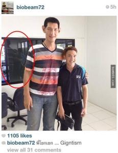 12張泰國瘋狂流傳的靈異照片,看完你還會覺得世界上沒有阿飄嗎