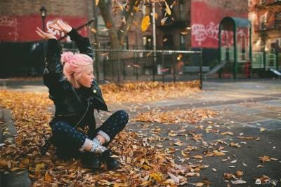 專屬女孩的率性秋冬:就靠STANCE襪子來呈現!