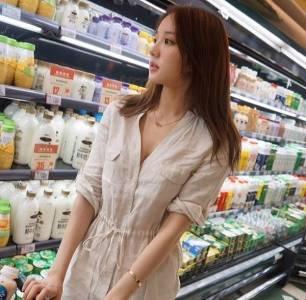 「為什麼我逛超商都遇不到這麼正的是怎樣?」魔鬼身材!真的超過分