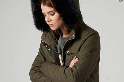 入冬人手一件的軍裝外套 沒有怎麼行?