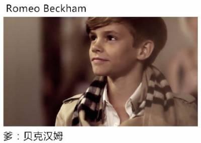 太震驚了!好萊塢巨星的帥兒子們!!基因太強!!「貝克漢」的兒子竟然是最「醜」的!