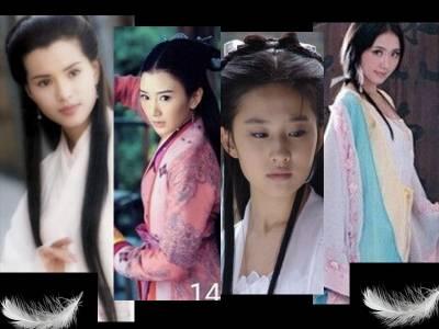 各版「神雕俠侶」最美女角大集合!!你最喜歡哪一版呢?