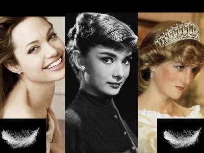 全球最美的6個經典女人!!