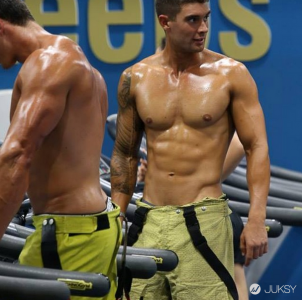 澳洲猛男消防員月曆 你們是在滅火還是點火?!