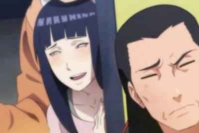 火影忍者 THE LAST 海報 網友卻發現:雛田一臉被玩壞的表情....