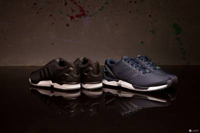 adidas Originals 全新 ZX FLUX 再進化 冬日全新鉅獻 高級彈道尼龍纖維 X 低調金屬光澤編織