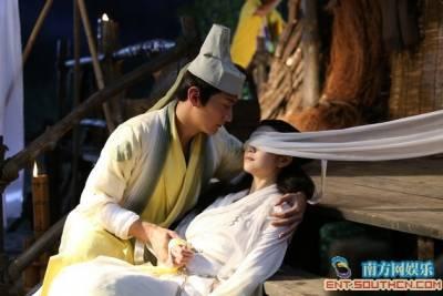 陳妍希版小龍女遭強暴戲出爐 過程竟臉帶淫蕩笑容!網友:嫁了吧