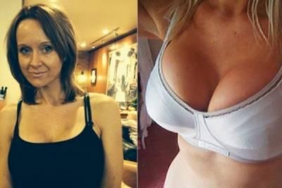 「32G的胸部讓我無法壓倒犯人!」辣媽為當警察 進行縮胸手術