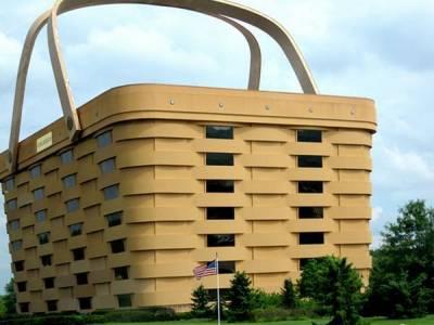 奇形怪狀的有趣建築