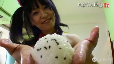 日本胳肢窩飯糰 加料加味你敢嘗試嗎?!