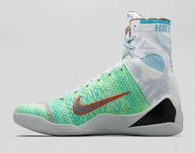 籃球鞋也要小清新,Kobe 9 Elite What The 即將上市