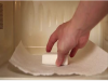 他把肥皂放進微波爐,加熱兩分鐘後,竟然出現這樣子的結果!!!