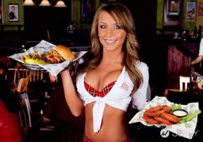 視覺享受的波霸餐廳 這叫人怎麼專心吃飯啊?