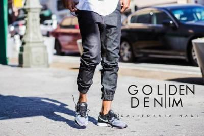 就是讓你和別人不一樣! GOLDEN DENIM 2014 F W 為你準備超過 40 種以上與眾不同的極限專用束口褲 Marathon Pants!
