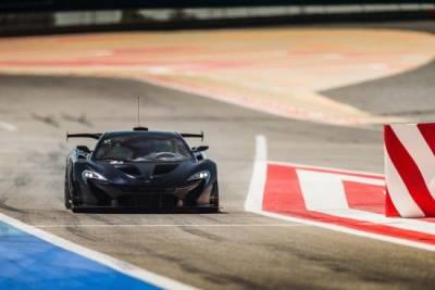 100 賽道專用 McLaren Automotive P1 GTR