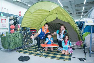 迪卡儂:城市新去處,都會叢林中的陽光運動商場