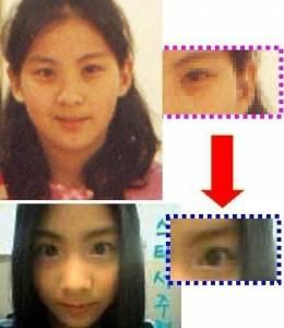 揭密「少女時代」全體成員「真實樣貌」!!!太驚人了!!Jessica整型前是最醜的一個!!