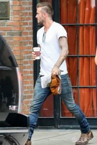 貝克漢 C 羅都癡迷的髮型 2015 年男生的必留髮型非它莫屬
